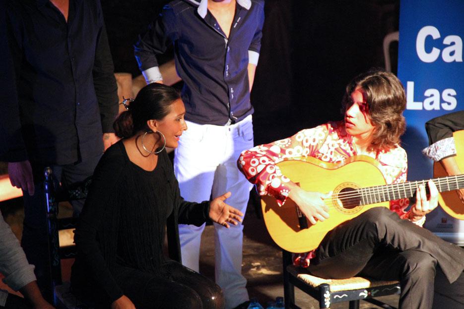 Tomatito  & Maria Angeles