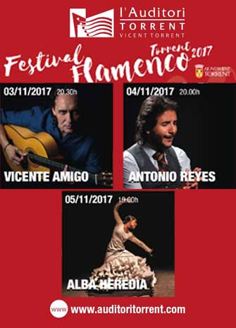Festival Flamenco Torrent 2017