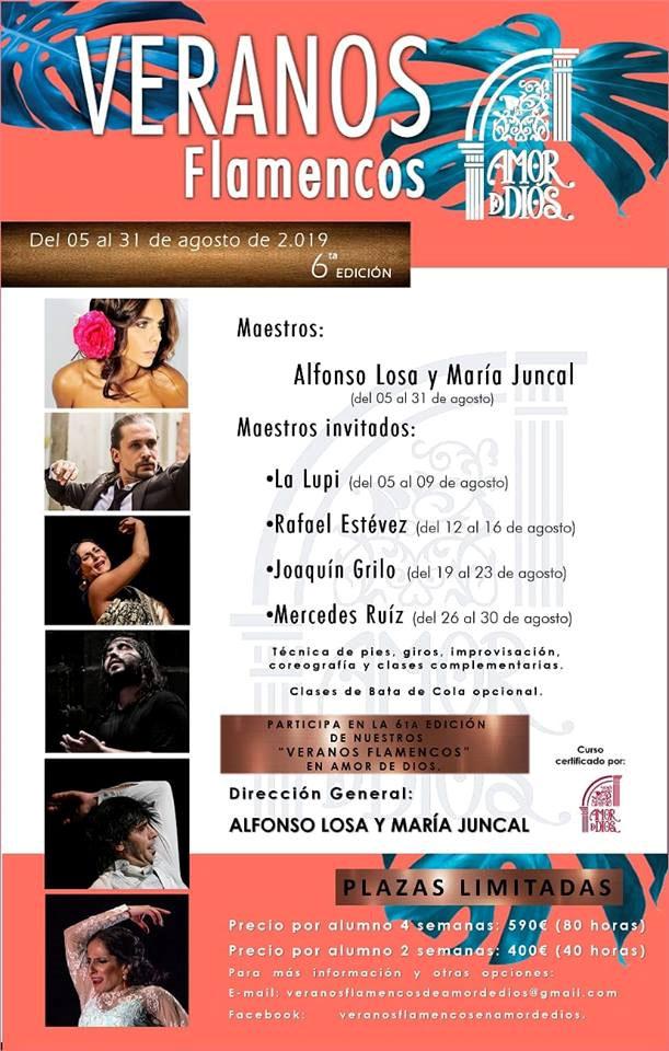 Veranos Flamencos Amor de Dios