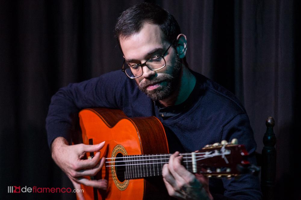 Javier Conde, Guajira