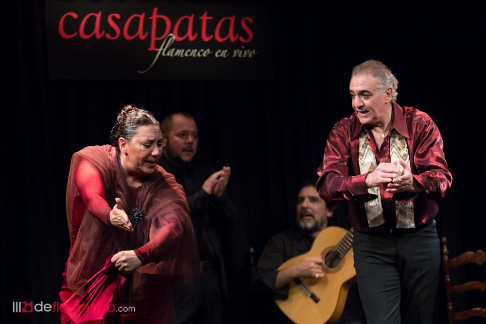 Lola Greco & José Greco «Bota y Tacón» en Casa Patas
