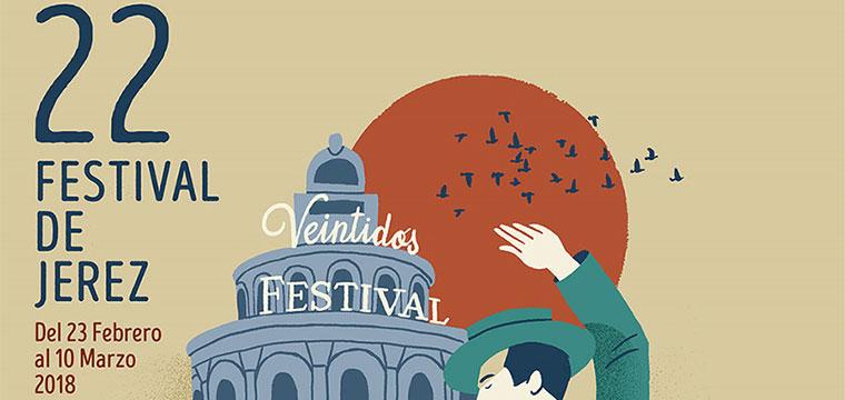 Especial 22 Festival de Jerez 2018. Toda la información