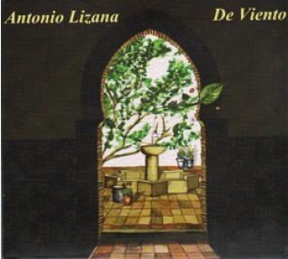 De viento (CD) – Antonio Lizana