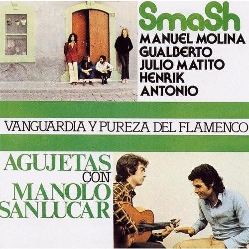 Smash. (vinilo) – Manuel Molina, Gualberto, Julio Matito, Henrik, Antonio