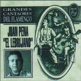 Grandes cantaores del Flamenco – El Lebrijano