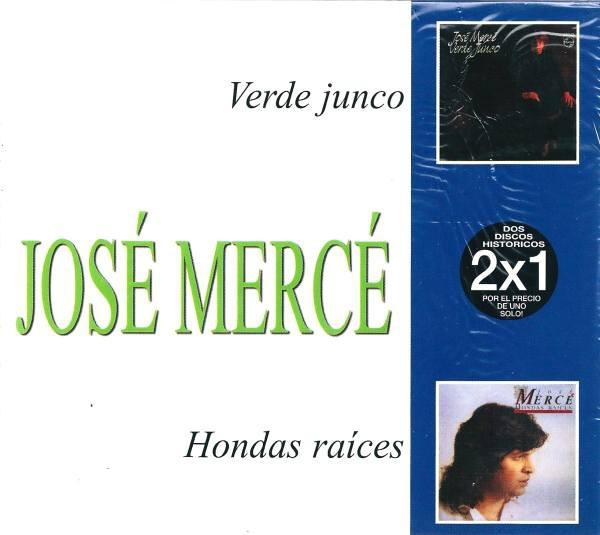 Verde junco & Hondas Raíces (2CDs) – José Mercé