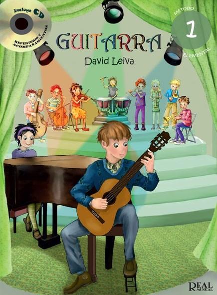 Guitarra Flamenca. Primeros pasos (libro + CD) – David Leiva