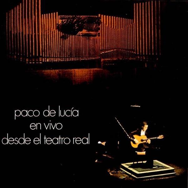 En Vivo Desde El Teatro Real – Paco de Lucía (Vinilo)