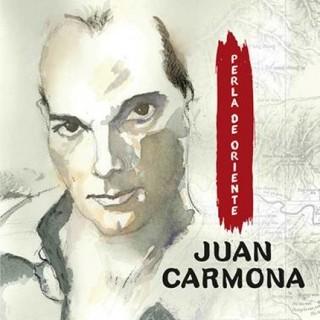 Juan Carmona – Perla de Oriente (CD) – Juan Carmona