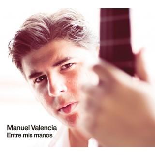 Entre mis manos (CD) – Manuel Valencia