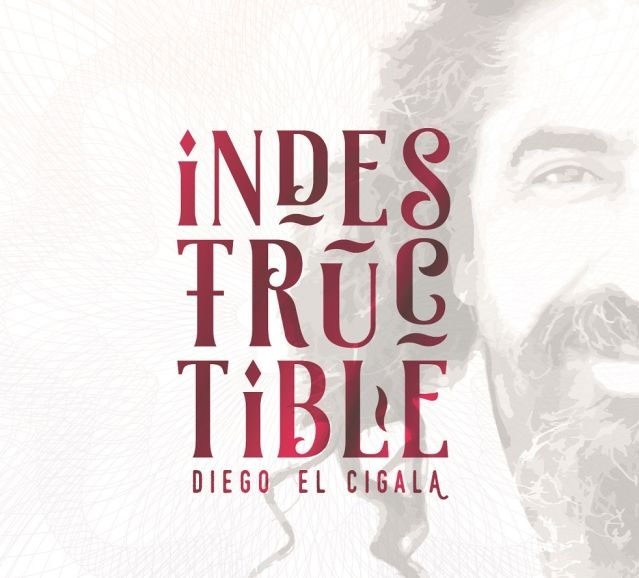 Indestructible  CD – Diego el Cigala