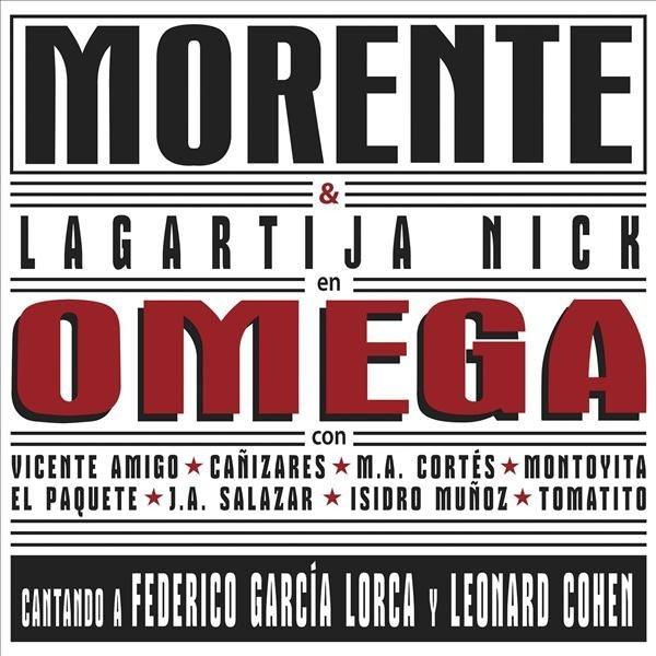 Omega (Ed. 20º Aniversario) Super Deluxe – 2 CD + DVD – Enrique Morente & Lagartija Nick