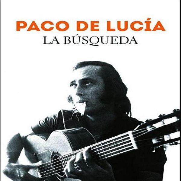 """La Búsqueda """"Deluxe"""" (3CDs+DVD) – Paco de Lucía"""