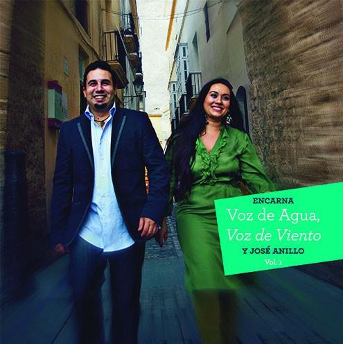 Voz de agua, voz de viento Vol 1 (CD) – José Anillo, Encarna Anillo