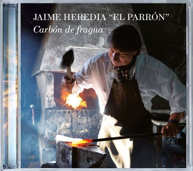Carbón de fragua (CD) – Jaime Heredia El Parrón