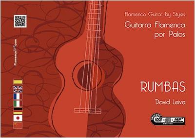 "Guitarra Flamenca por Palos – ""RUMBA"" – David Leiva"