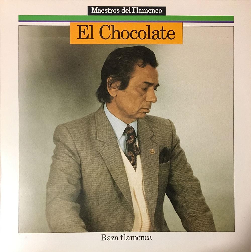 Maestros del cante (vinilo) – El Chocolate