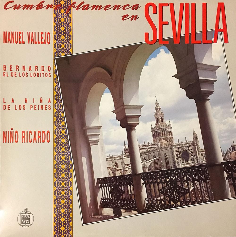 Cumbre Flamenca en Sevilla (vinilo) – VV.AA.