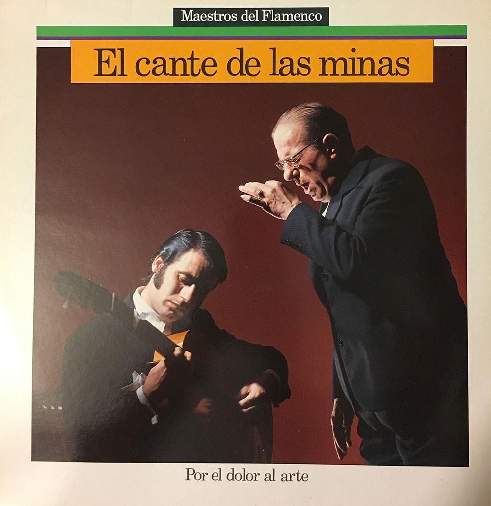 El cante de las minas – Maestros del flamenco (vinilo) – VV.AA.
