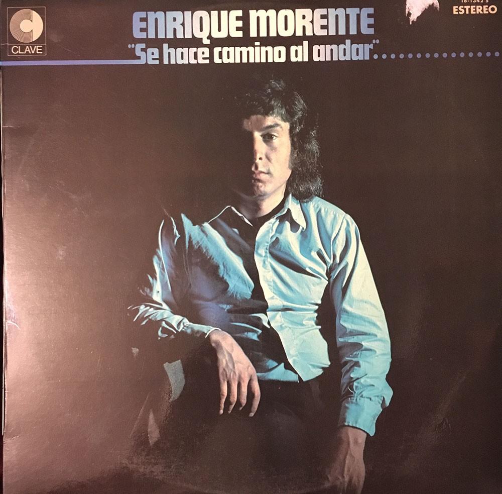 Enrique Morente, Se hace camino al andar (vinilo)