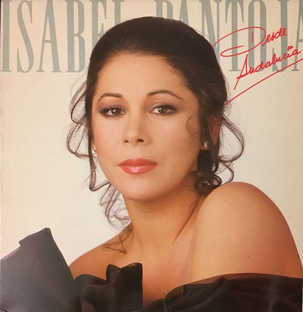 Isabel Pantoja – Desde mi Andalucia (vinilo)