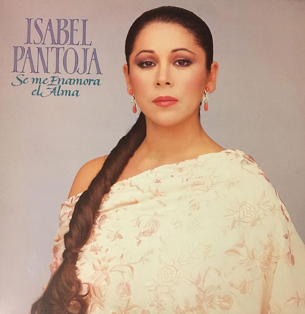 Isabel Pantoja – Se me enamora el alma (vinilo) – Isabel Pantoja