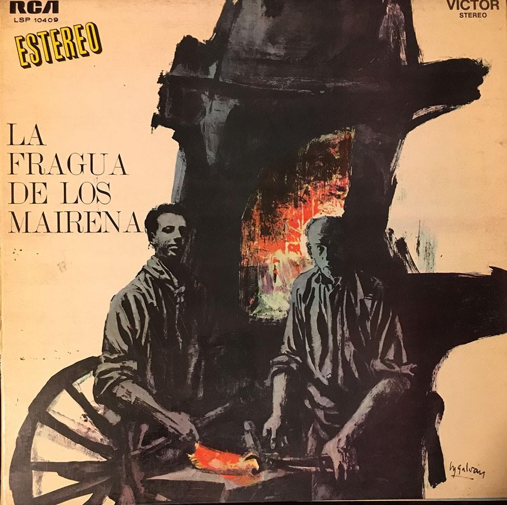 La fragua de los Mairena (vinilo)