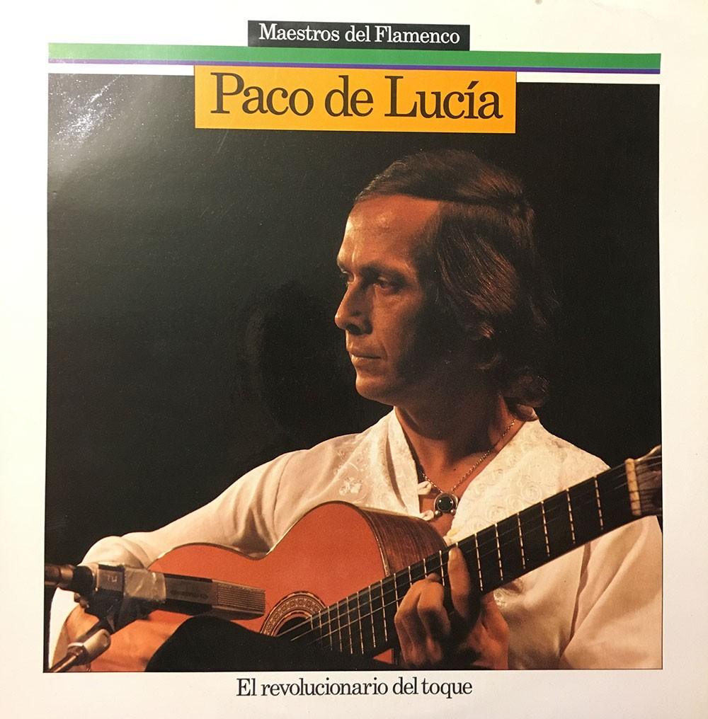 El revolucionario del toque (vinilo) – Paco de Lucía