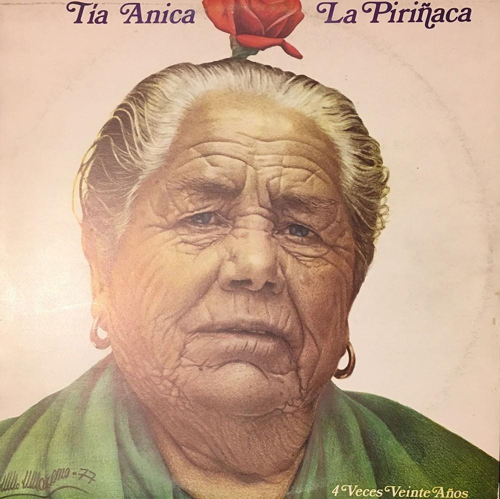 4 veces en veinte años (vinilo) – Tia Anica La Piriñaca