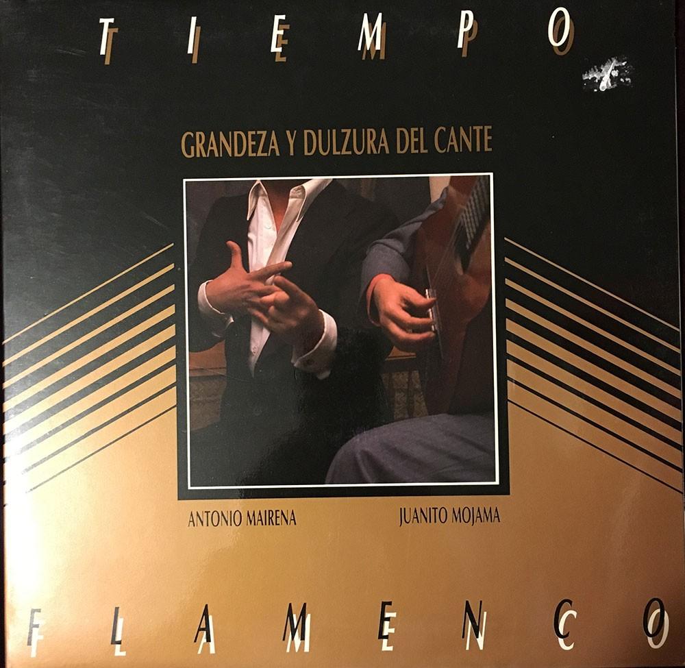 Tiempo Flamenco – Grandeza y dulzura del cante (vinilo) – Antonio Mairena & Juanito Mojama
