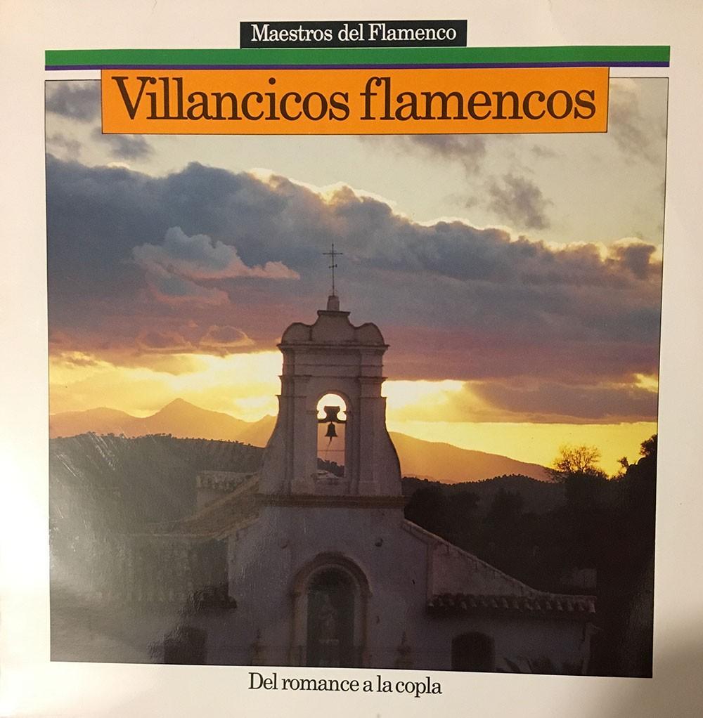 Villancicos flamencos – Del romance a la copla (vinilo) – VV.AA.