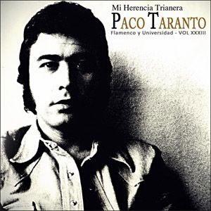 Mi herencia trianera (CD) – Paco Taranto