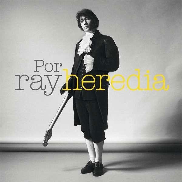 «Por Ray Heredia» (CD) – VV.AA.