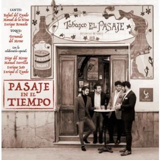 Pasaje en el tiempo. Paso a los jovenes flamencos Vol 1 (CD) – VV.AA.