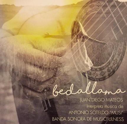 Belladama (CD) – Juan Diego Mateos