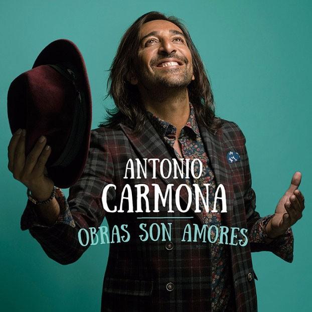 Obras son amores (CD) – Antonio Carmona