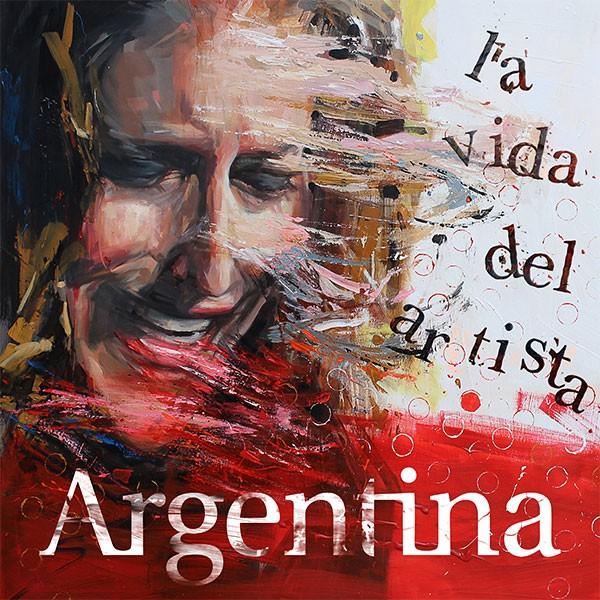La vida del artista (CD) – Argentina