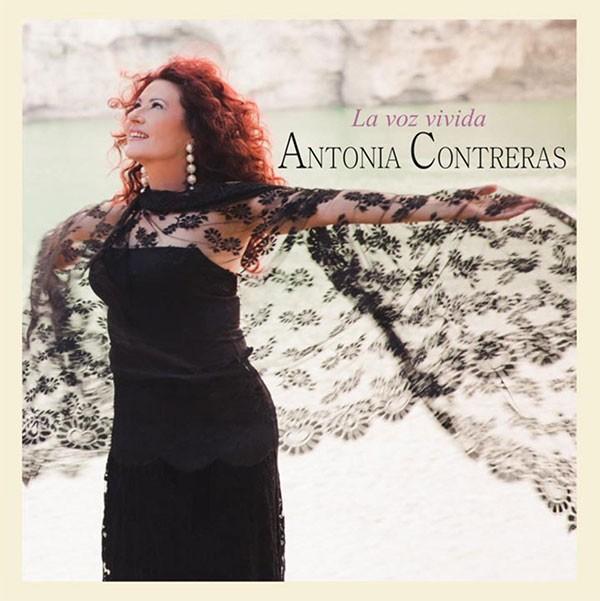 La voz vivida (CD) – Antonia Contreras