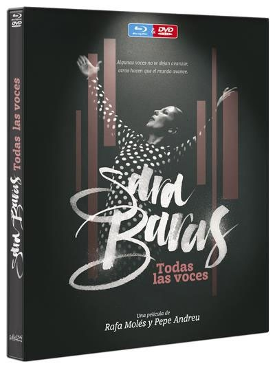 Todas las voces (Dvd+Blu-Ray) – Sara Baras