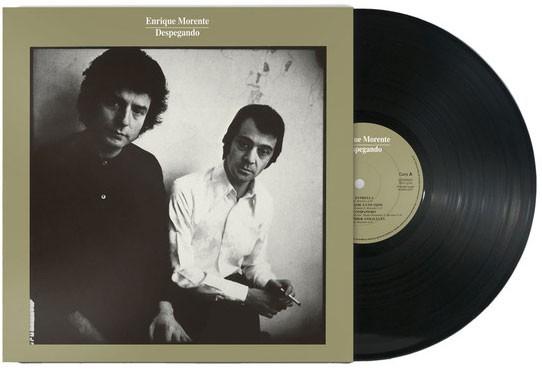 Despegando (LP-Vinilo) – Enrique Morente & Pepe Habichuela