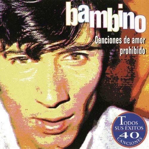 Bambino – Canciones de amor prohibido (2 CDs) – Bambino
