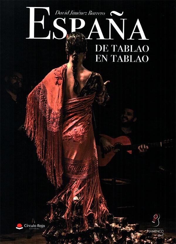 España, de tablao en tablao (libro) – David Jiménez Barrero