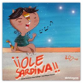 Javier Fonseca García-Donas –  ¡¡Ole sardina!! Cuento flamenco + CD