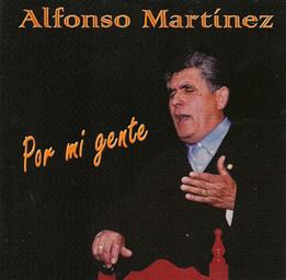 Alfonso Martínez –  Por mi gente