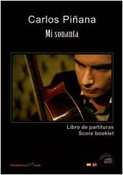 Carlos Piñana –  'Mi Sonanta' libro partituras/CD