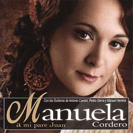 Manuela Cordero –  A mi pare Juan