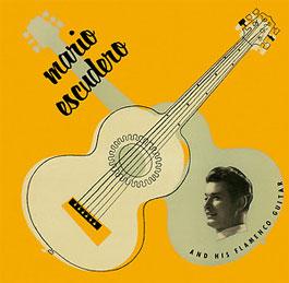 Mario Escudero –  Mario Escudero and his flamenco guitar