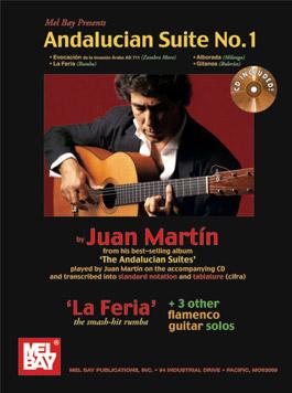 Juan Martín –  'Andalucian Suite nº1'