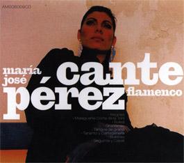 María José Pérez –  Cante Flamenco