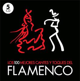 VV.AA –  Los 100 mejores cantes y toques del Flamenco 5 CD